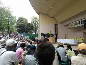 2014年憲法集会